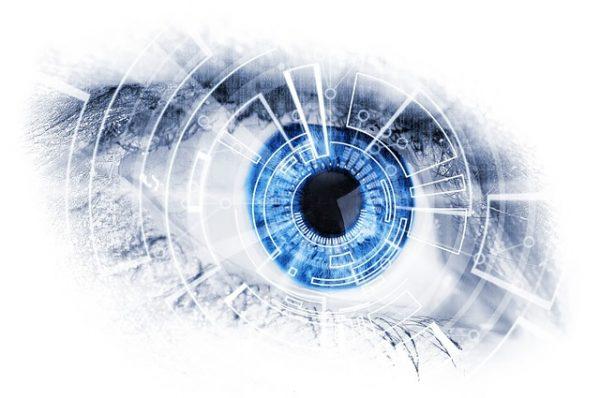 Eye Lens Camera Sony*