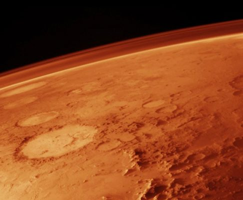Three Landing Zones on Mars Article,