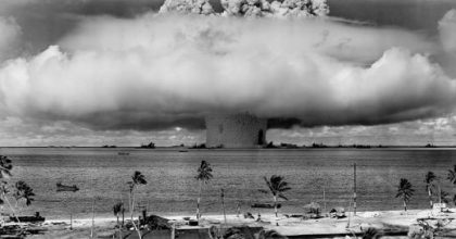 US Government declassifies previously unseen footage; hundreds of nuclear tests