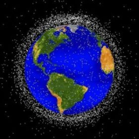 Space Debris Junk, Radar