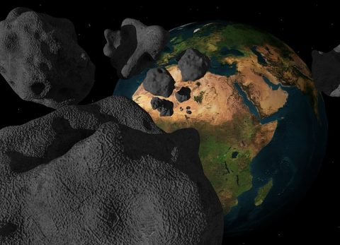 What are the odds are of an extinction-level asteroid hit?