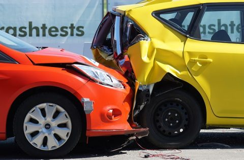 Automotive crash avoidance technology can save lives