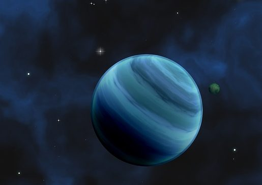 NASA discovers an Iceball planet, the smallest ever identified
