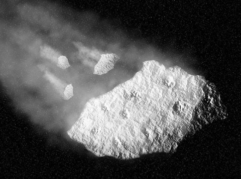 NASA plans to crash a satellite into an asteroid