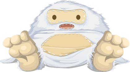Yeti illustration