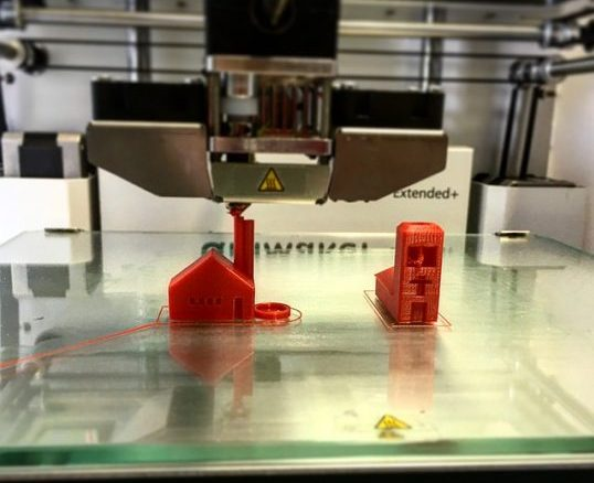 3D Printing Is an Industry Waiting to Happen
