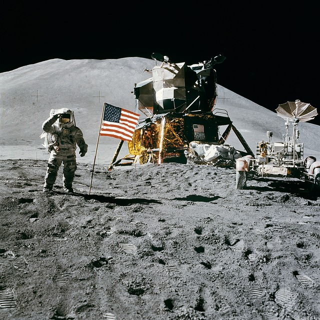 Apollo 15 Moon Landing, James Irwin