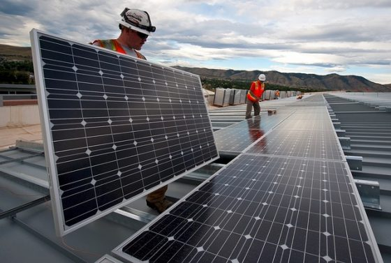 Solar power overtakes coal as cheapest energy option