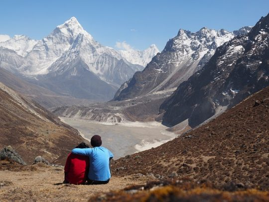 The Eight-Thousanders A Geological Phenomenon & Deadly Climb; Nepal Himalayas