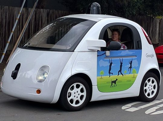 Will automated vehicles bring my groceries?