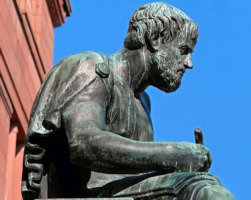 Aristotle's gift for critical thinking ensures that his works are still used today