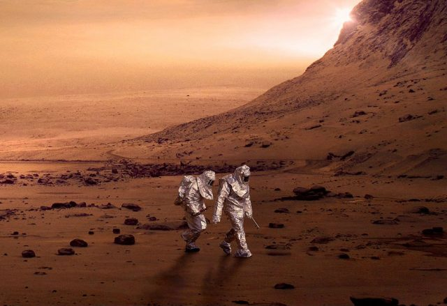 Mars' gravity could be a double edged sword for future explorers