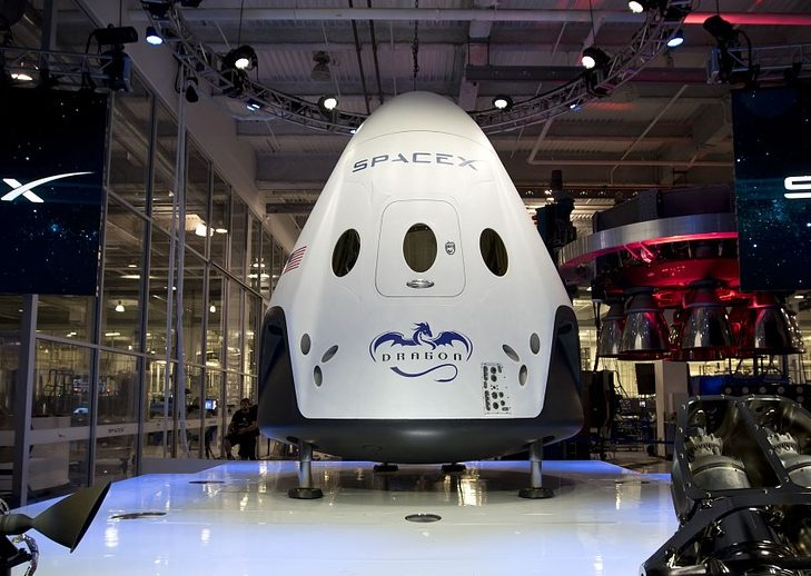 SpaceX progress towards Mars